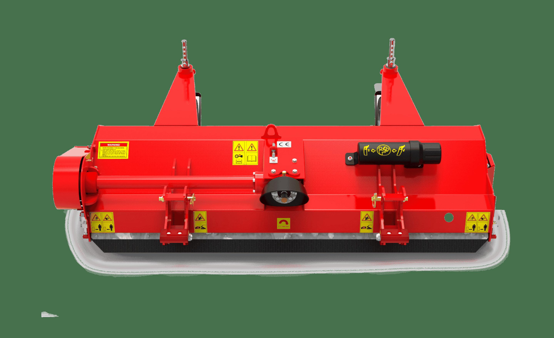 FlailDek FX mower red